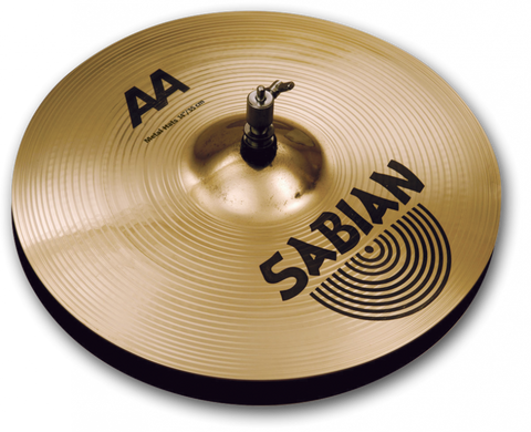 Sabian AA 14 Inch Medium Hi Hats