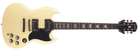 Epiphone G-400 Cream SG Limited Edition EGG4AINH - L.A. Music - Canada's Favourite Music Store!