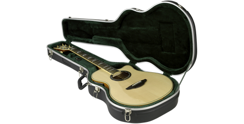 SKB ABS Acoustic Guitar Case for Thinline/Classical