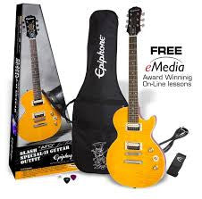 "Epiphone 2014 Slash ""AFD"" Les Paul Special-II Outfit ELPJSLNH - L.A. Music - Canada's Favourite Music Store!"