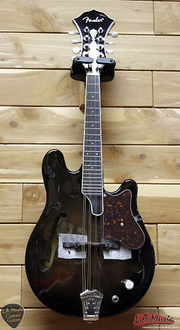 Fender Robert Schmidt Electric Mandolin w/ Walnut Stain Finish 0955257021 - L.A. Music - Canada's Favourite Music Store!