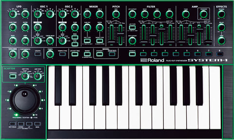 AIRA Roland System-1 Plug-out Synth - L.A. Music - Canada's Favourite Music Store!