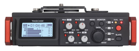 Tascam DR-701D Pro 6Track Audio Recorder For Video / Pro DSLR