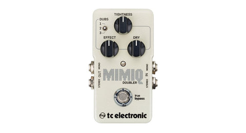 TC Electronic Mimiq Doubler Authentic Double Tracking Pedal