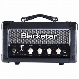 Blackstar HT1RH MKII 1-watt Tube Head with Reverb