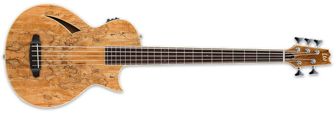 ESP LTD TL-5SM NATURAL GLOSS Acoustic Electric 5 String Bass