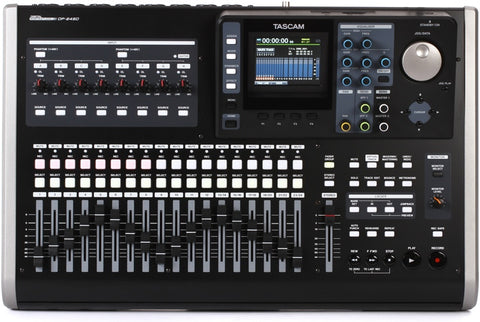 Tascam DP-24SD 24TR PortaStudio SD