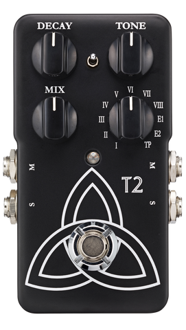TC Electronic T2 Superb Reverb