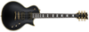 ESP LTD LEC1000VBDR EC1000 VBDR Vintage Black Electric Guitar With Semour Duncan Pickups