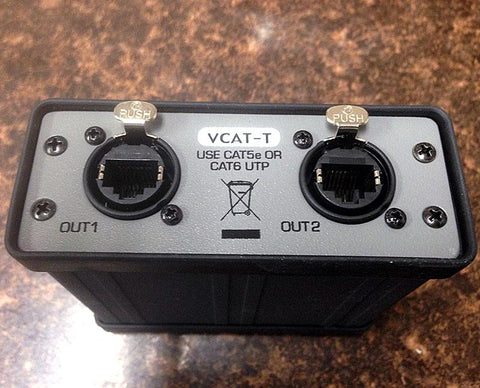 Peavey VCAT-T Video Signal Transmitter LAST ONE