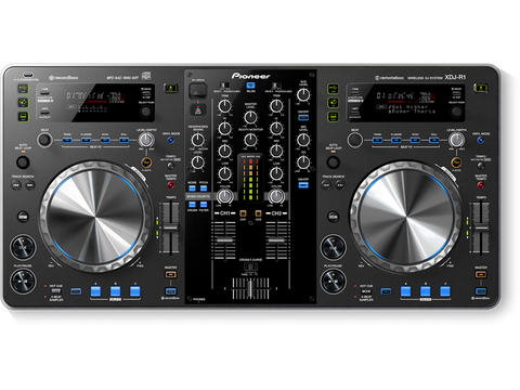 Pioneer DJ System- with iOS Compatibility