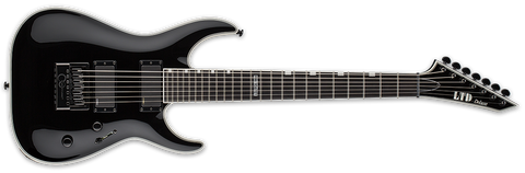 ESP LTD MH-1007 EVERTUNE BLACK