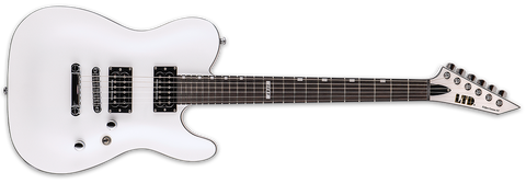 ESP LTD ECLIPSE 87 NT IN PEARL WHITE