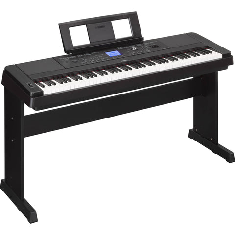 Yamaha DGX660 Electric Keyboard Black