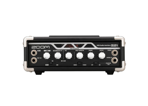 Zoom Zoom ZFX Stack Package S2t USB Audio Interface