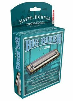 Hohner - Big River Harp Diatonic G# - L.A. Music - Canada's Favourite Music Store!