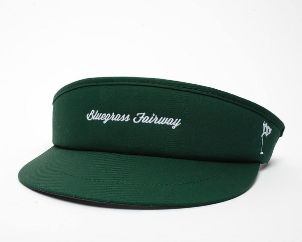 Bluegrass Fairway Tour Visor
