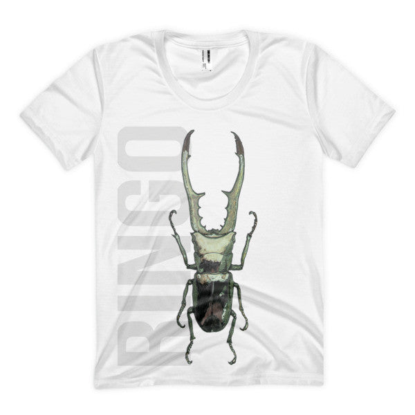Beetle R Women's Sublimation T-Shirt - Robert Bowen Tees