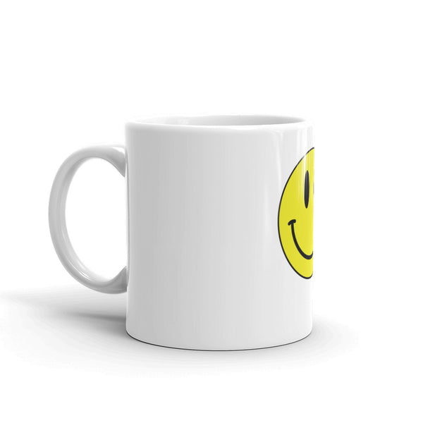 Acid Smiley Face Mug - Robert Bowen Tees