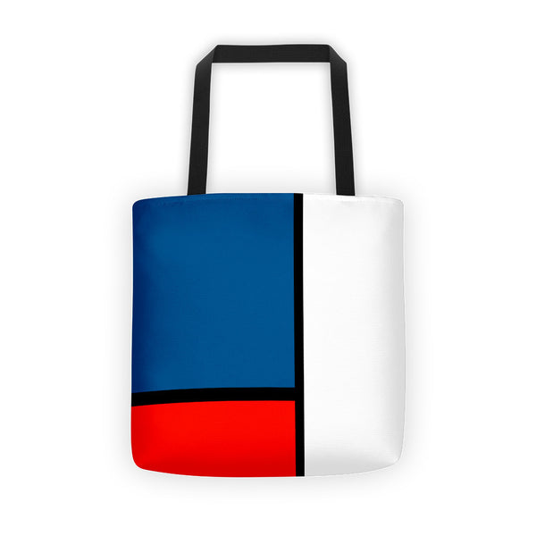 Block Colours One Tote Bag by Robert Bowen - Robert Bowen Tees