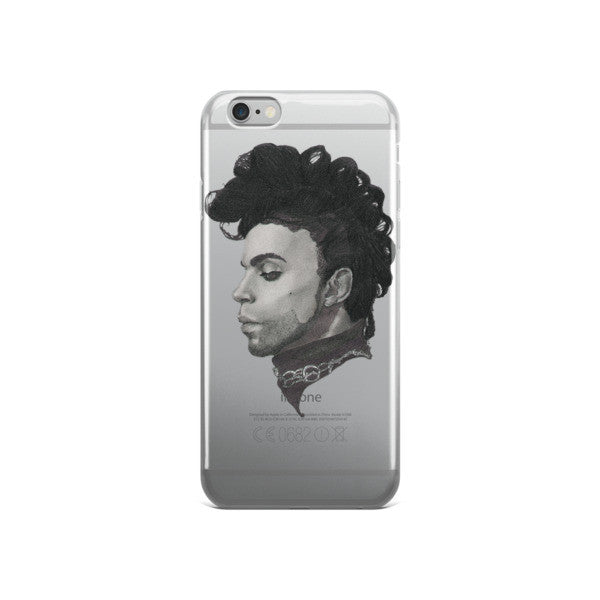 Prince by Robert Bowen iPhone Case - Robert Bowen Tees