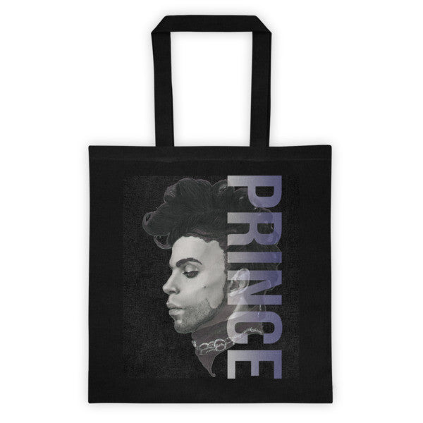 Prince by Robert Bowen Tote Bag - Robert Bowen Tees