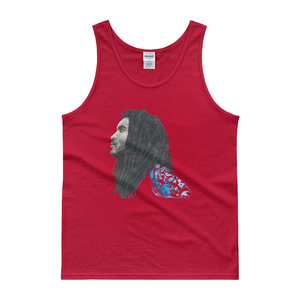 LK Illustrated by Robert Bowen Tank Top - Robert Bowen Tees