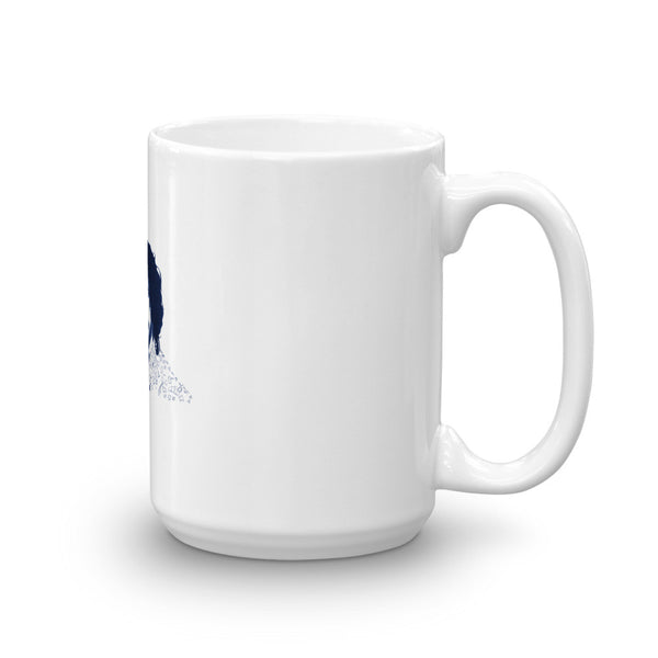 FZ Mug Illustrated by Robert Bowen - Robert Bowen Tees