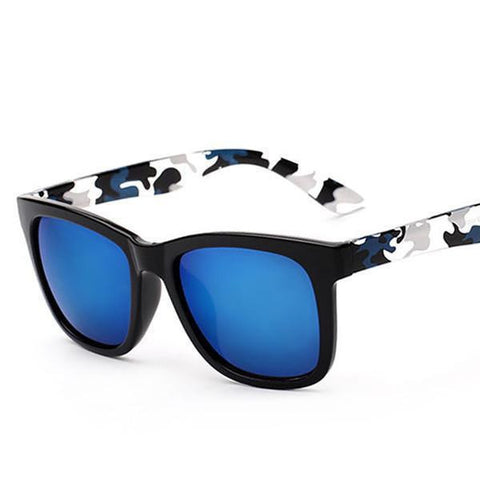 Men's Camouflage Sunglasses - Robert Bowen Tees