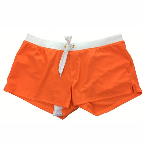 Men's Contrast Panel Swimwear - Robert Bowen Tees