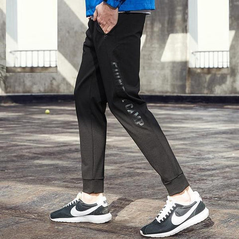 Men Designer's Weathered Effect Sports Pants - Robert Bowen Tees