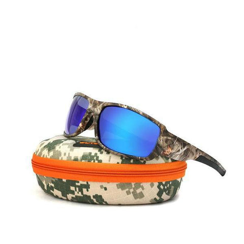Unisex Polarized Sunglasses - Robert Bowen Tees