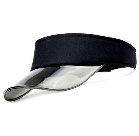 Unisex Sun Visor with Clear Brim - Robert Bowen Tees