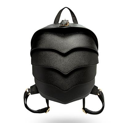 Unisex Faux Leather Beetle Backpack - Robert Bowen Tees