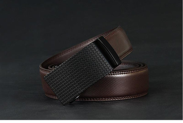 Cow's Leather Belt - Robert Bowen Tees