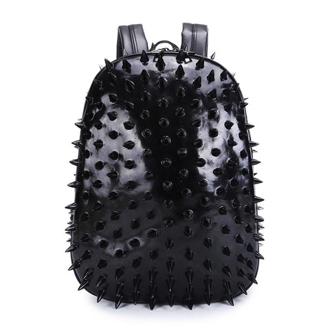 Men Designer's 3D Hedgehog Backpack - Robert Bowen Tees