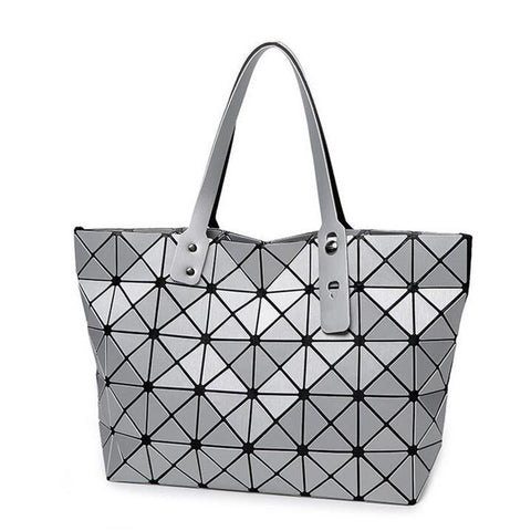 Unisex Tote Geometric Bag - Robert Bowen Tees