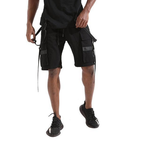 Men Designer's Cargo Shorts - Robert Bowen Tees