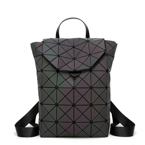 Japanese Folding Geometry Luminous Backpack/Sold Out - Robert Bowen Tees