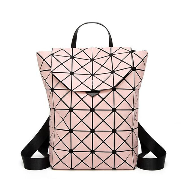 Japanese Folding Geometry Luminous Backpack - Robert Bowen Tees