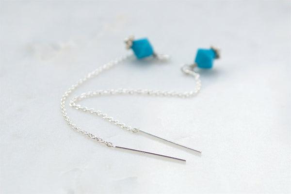 Ear Thread Earrings