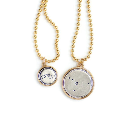 Mommy and Me Necklace Matching Set