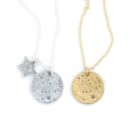 Orion Necklace by Olive Bella.  Shop now at: https://olivebella.com
