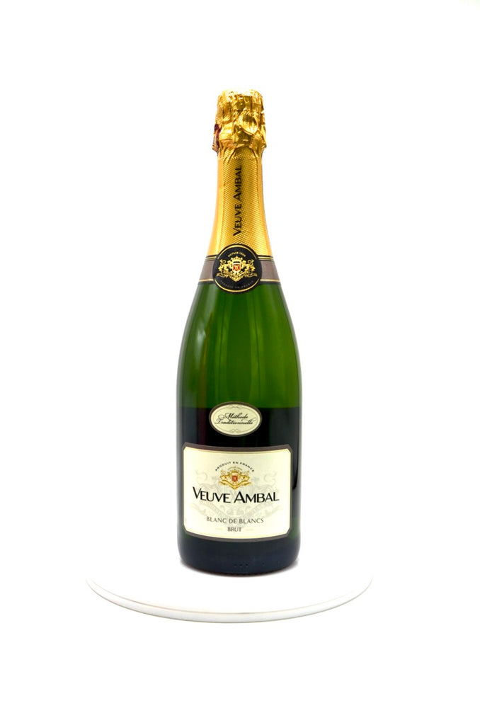 NV Veuve Ambal Brut, Blanc de Blancs Methode Traditionnelle