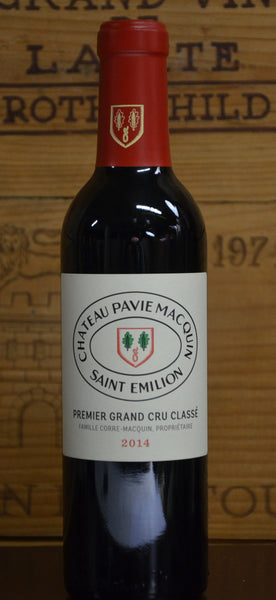 2014 Chateau Pavie Macquin Saint Emilion (12/375ml)