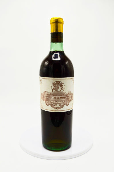 1913 Chateau Coutet Barsac