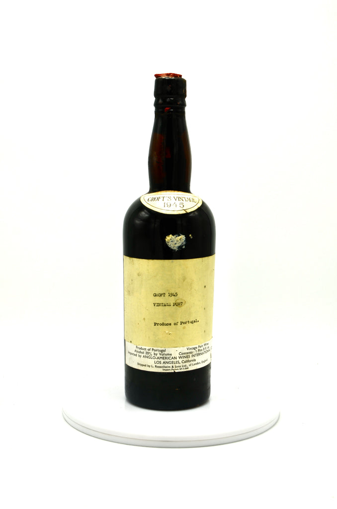 1945 Croft Vintage Port