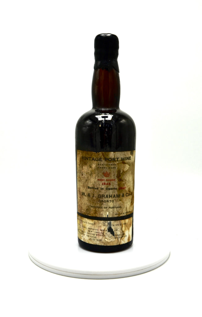 1945 Graham's Vintage Port, Finest Reserve