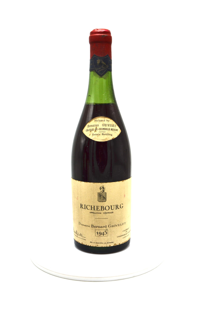 1945 Domaine Bernard Grivelet Richebourg, Grand Cru