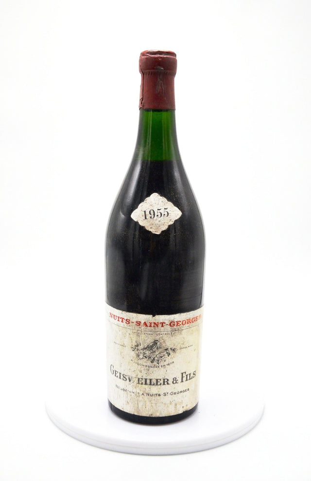 1955 Geisweiler & Fils, Nuits-Saint Georges